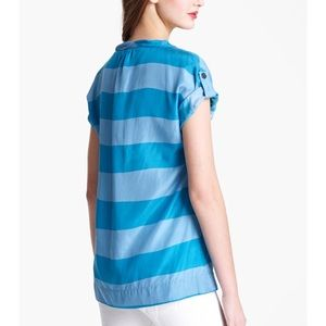 Burberry Brit silk blouse